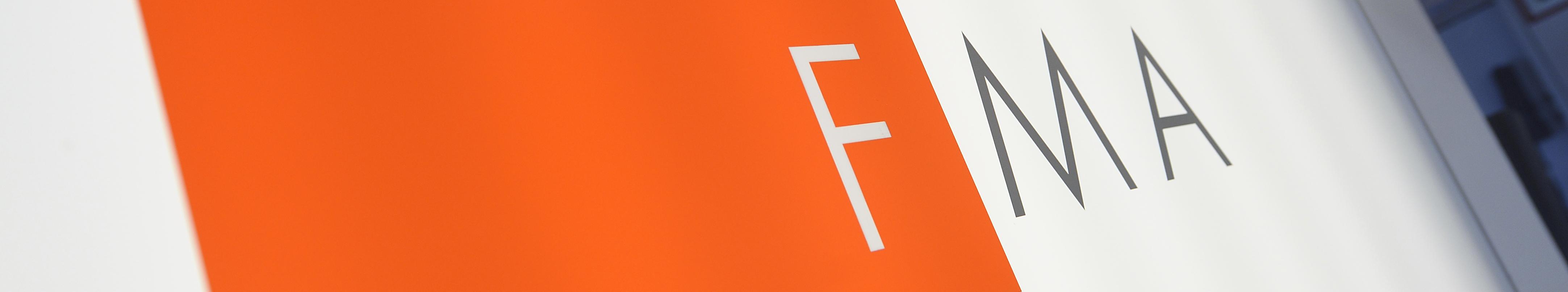 Dieses Bild zeigt das FMA Logo